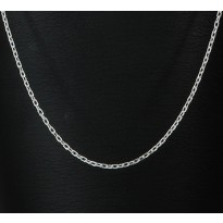 Łańcuszek srebrny splot ANKIER AD45