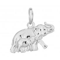 Słonie srebrne