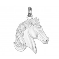Koń srebrny