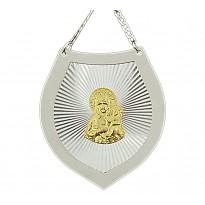 Ryngraf wizerunek Matki Boskiej Częstochowskiej