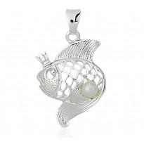 Ryba z perłą