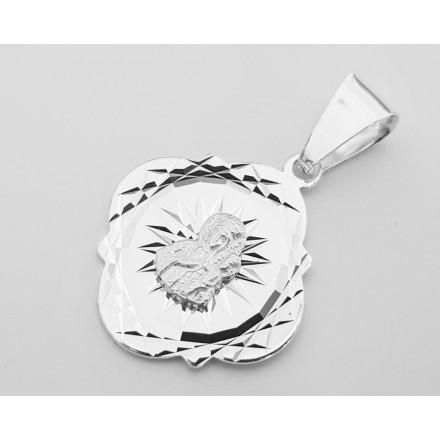 Medalik Matka Boska Częstochowska