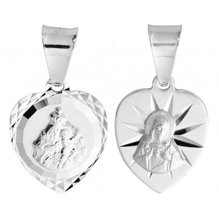 Szkaplerz srebrny