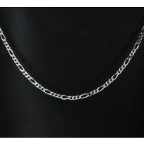 Łańcuszek srebrny splot FIGARO