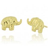 Kolczyki słonie