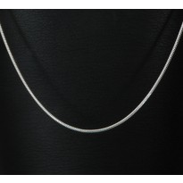 Łańcuszek srebrny LINKA miękka