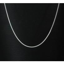 Łańcuszek srebrny LINKA sztywna