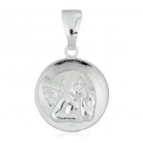 Medalik z Aniołkiem