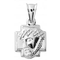 Medalik z Jezusem