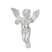 Anioł srebrny