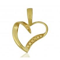 Serce złote