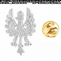 Przypinka z orłem